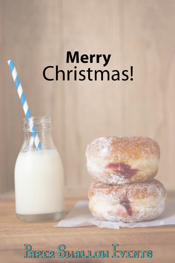 Merry Christmas to you and your family! <3