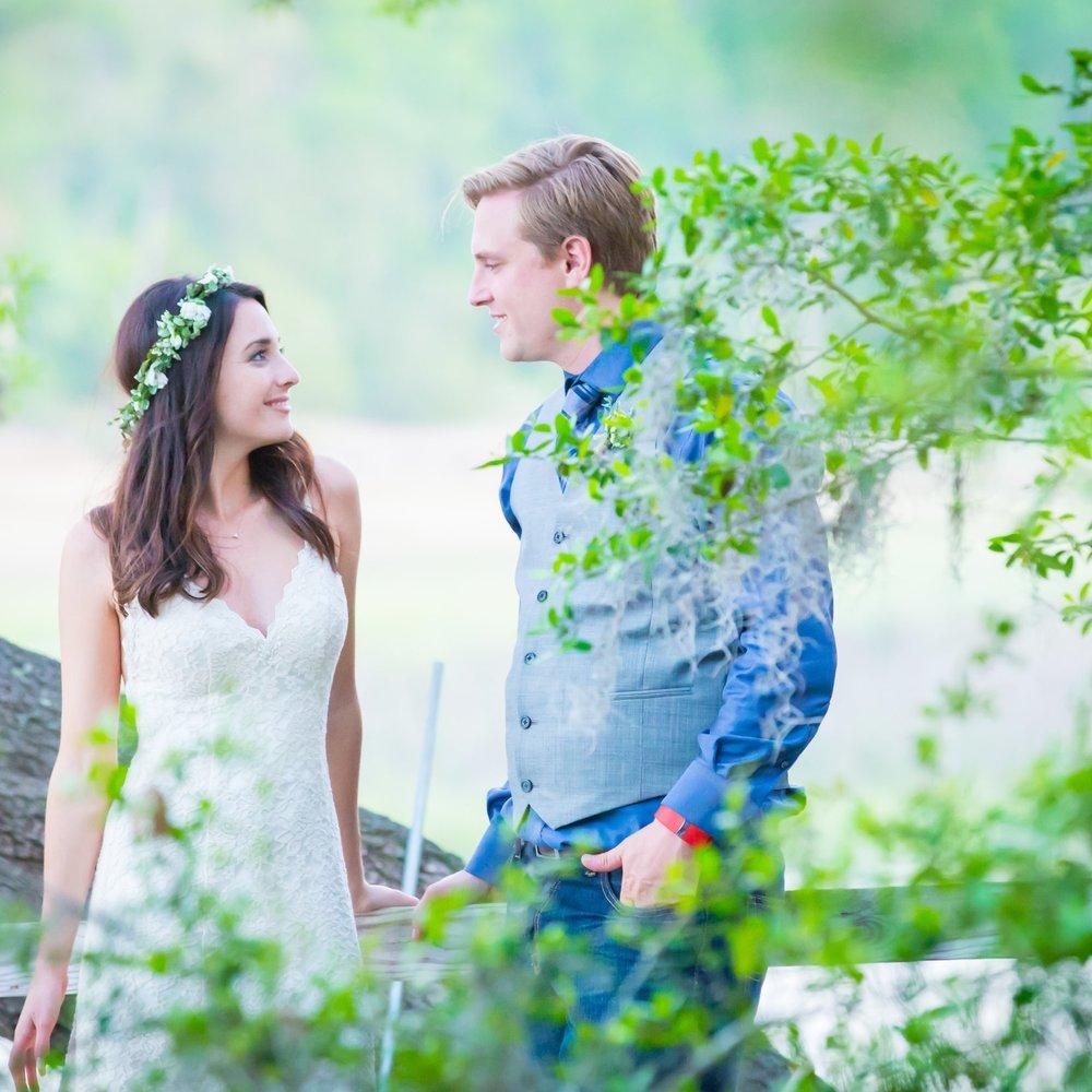 Melanie, bride -