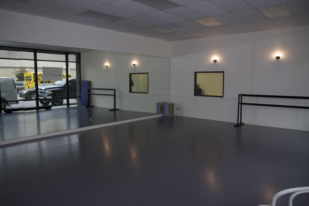 Create dance studio - LA Arts Collective