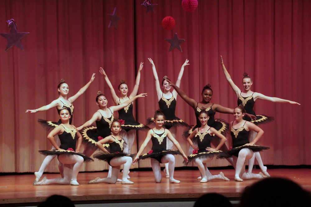 Ballet in the LAAC recital