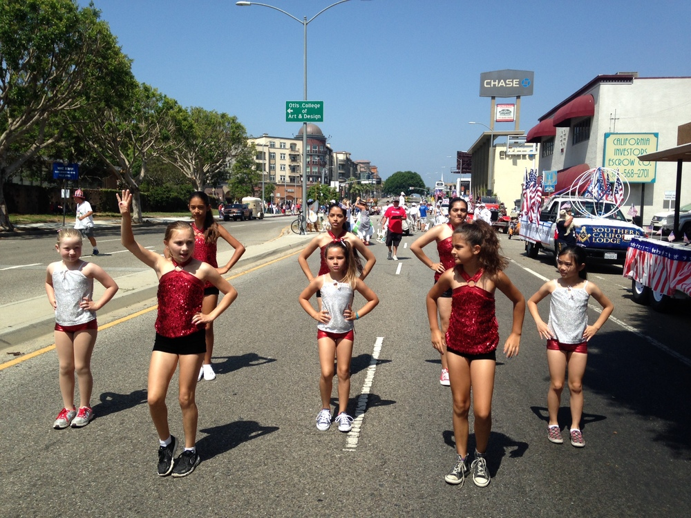 Westchester Fourth of July Parade 2014
