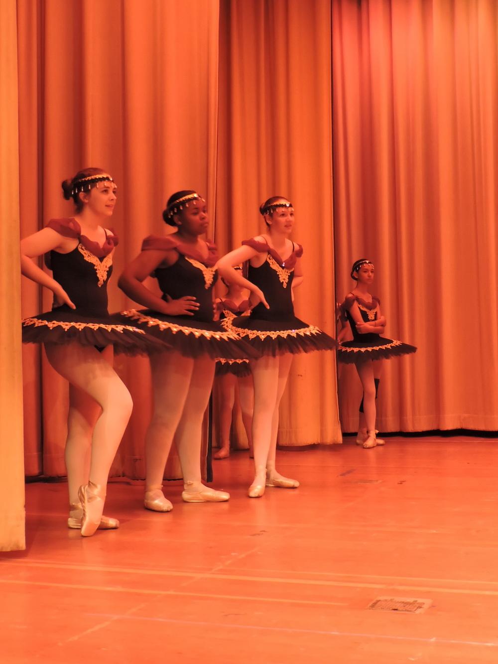 ballet classes - LAAC