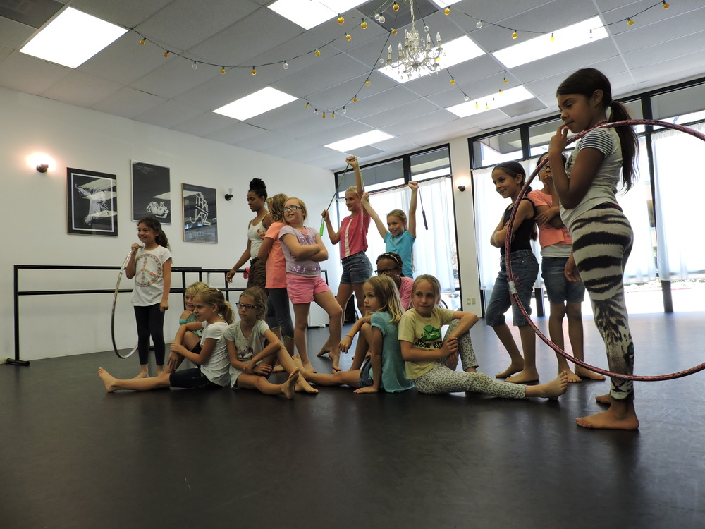 dance studio - LAAC