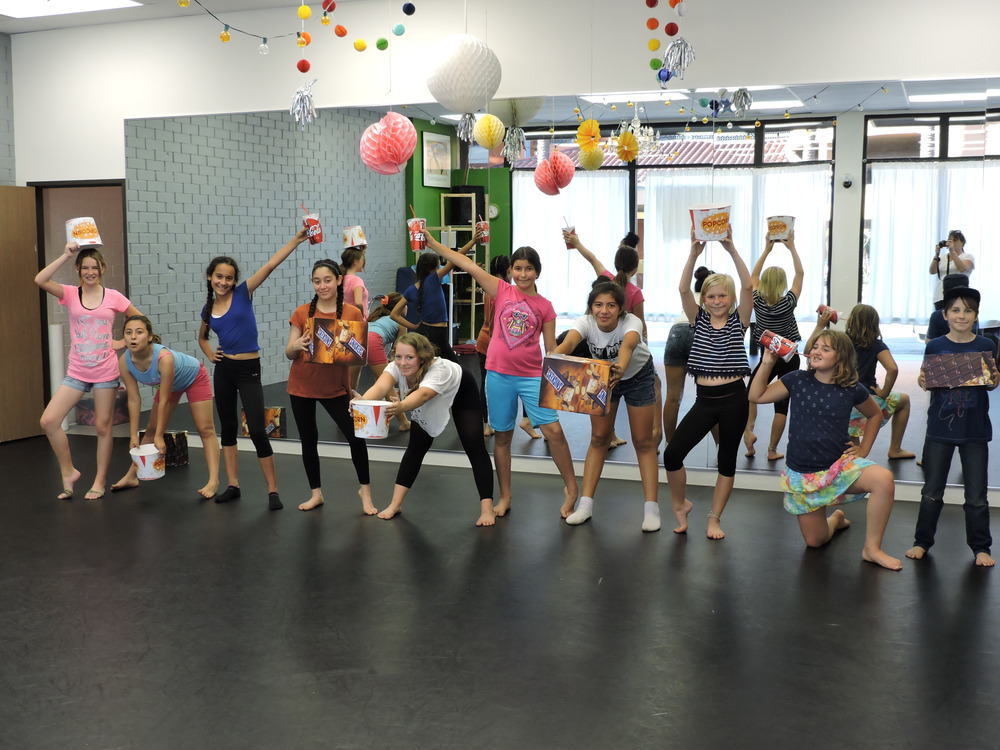 dance studio - LA Arts Collective