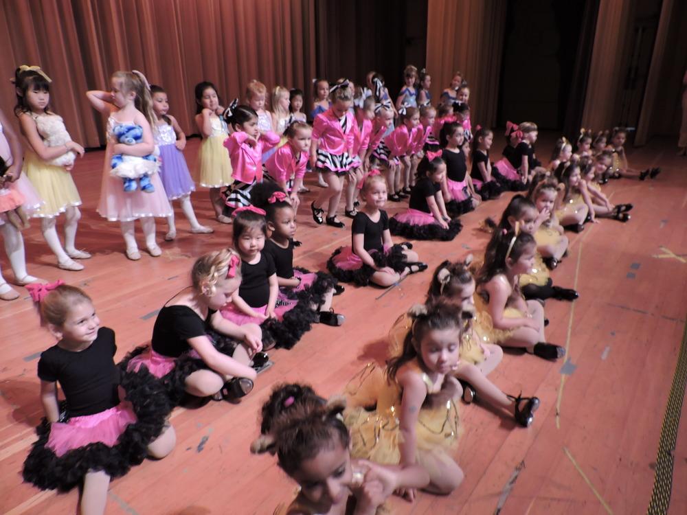dance programs - LAAC