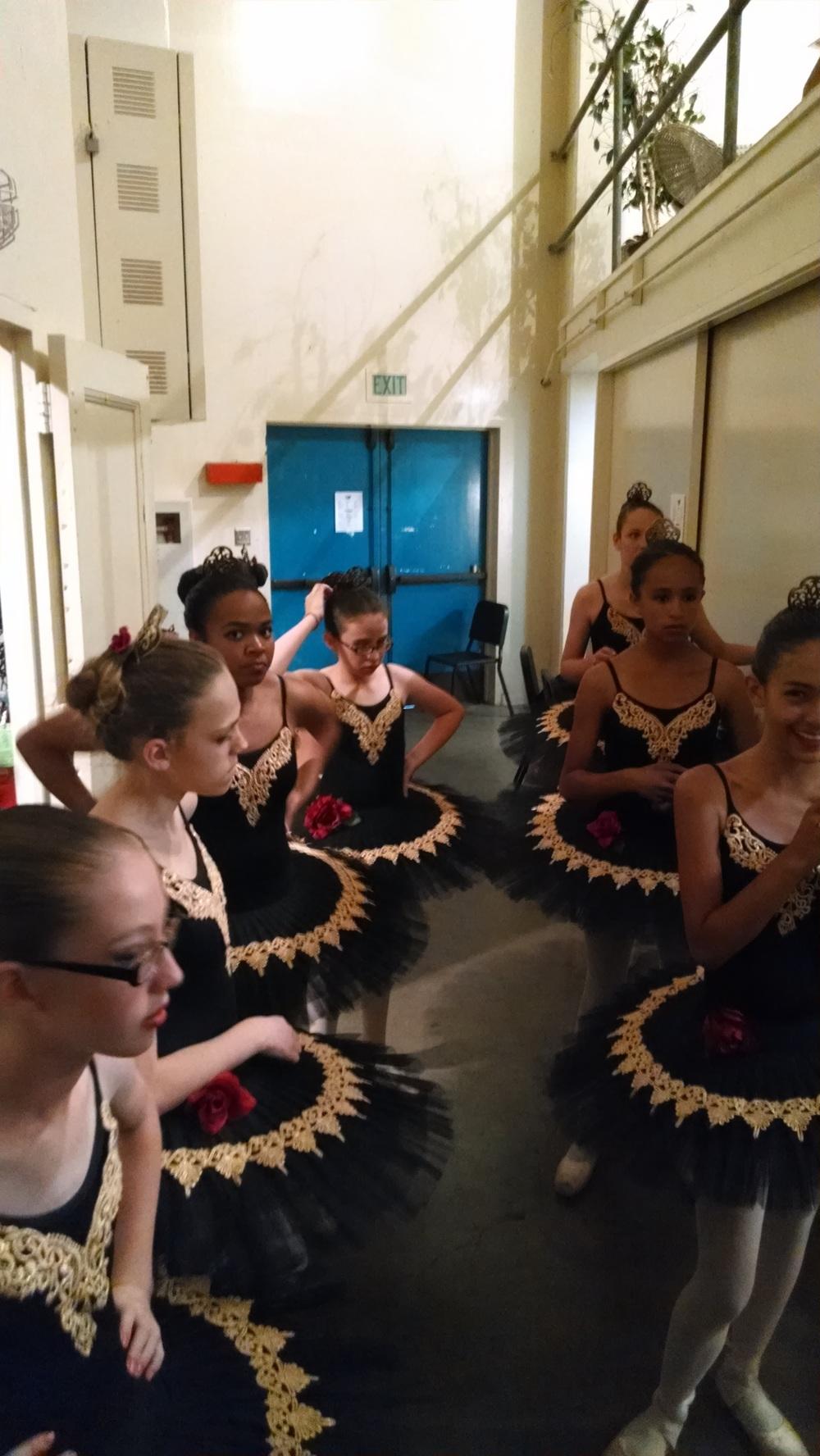 ballet lessons - LAAC