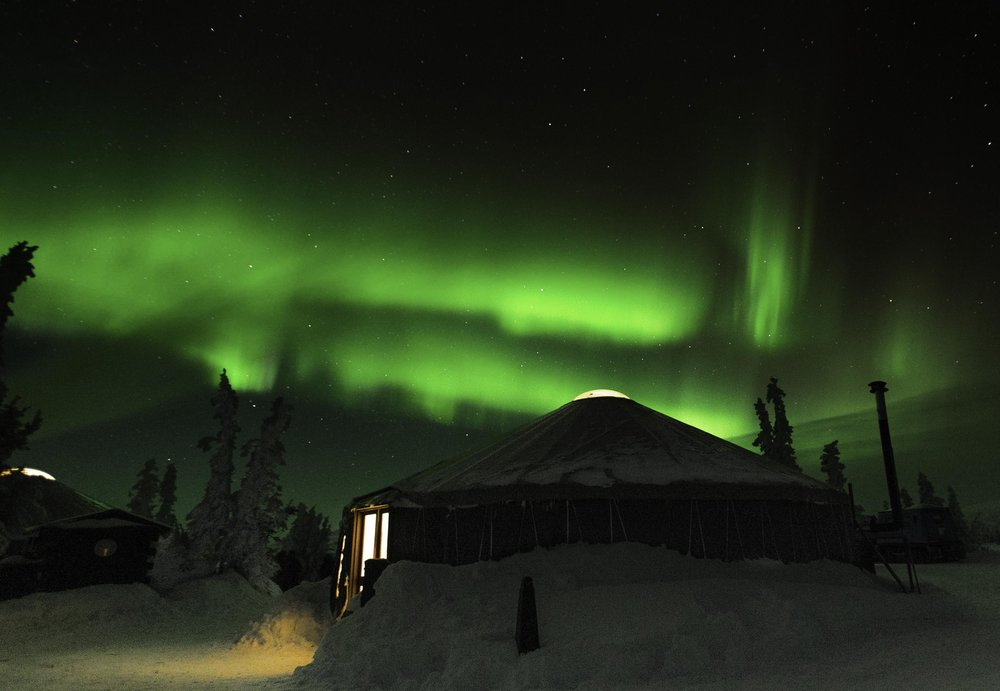 Northern Lights Adventure in Alaska