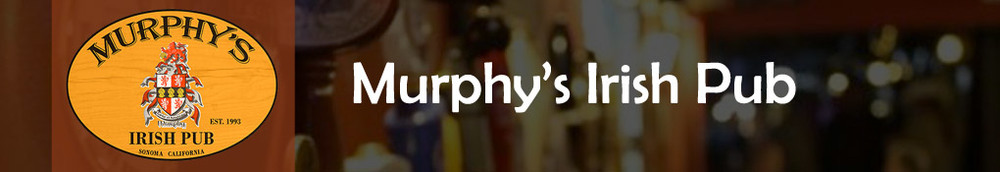 All our beer and after parties are provided by Murphy's Irish Pub