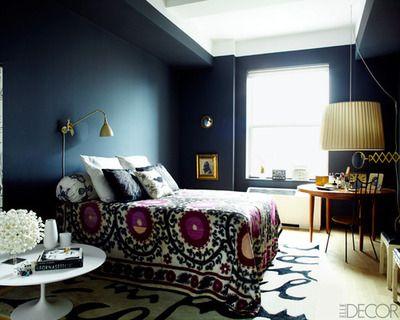 - photo via Vintage Luxe / source: Elle Decor