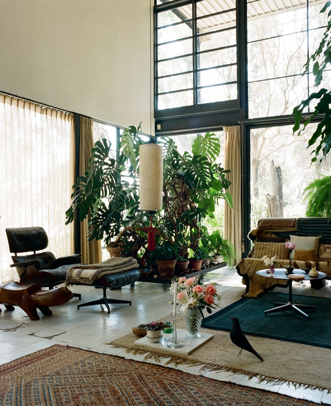 Case Study House N. 8 by Charles and Ray Eames