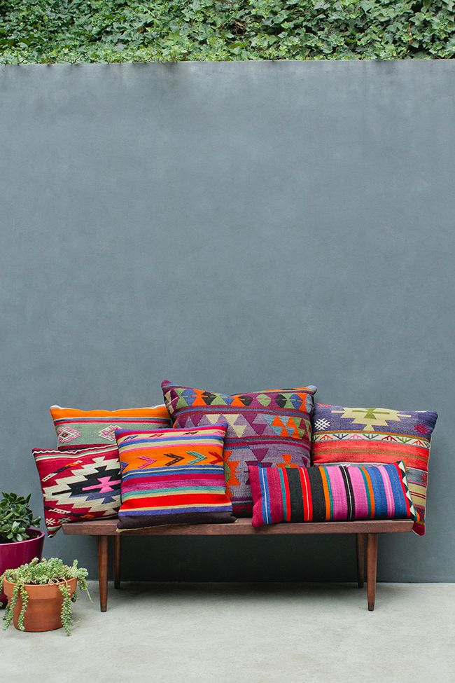 -via Barrington Blue / Vintage Textiles by Carrie Olshan (click on the picture to check out her beautiful site).