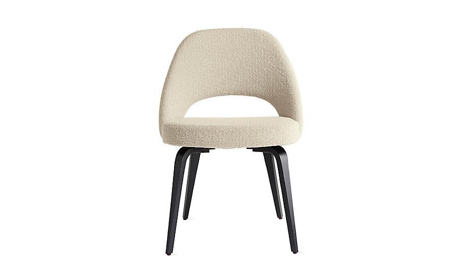DWR - Saarinen Executive Side Chair (Wood Legs)