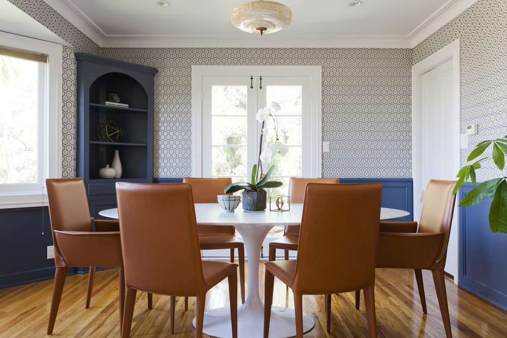 AFTER - Dining Room - photo by Heather Culp