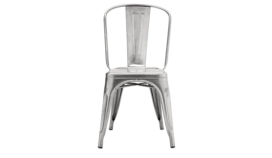 DWR - Tolix® Marais A Chair  (I also have and love these. but again, my tushy doesn't.)
