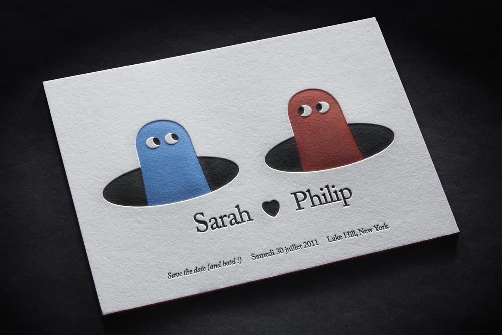 SARAH & PHILIP
