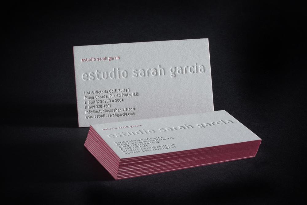 ESTUDIO SARAH GARCIA
