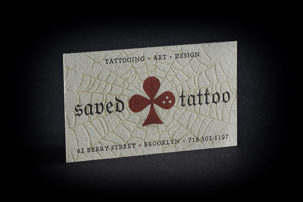 SAVED TATTOO