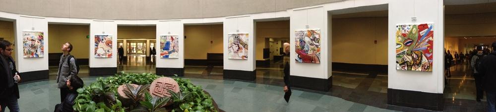 Battle Royal @ Rotunda Gallery