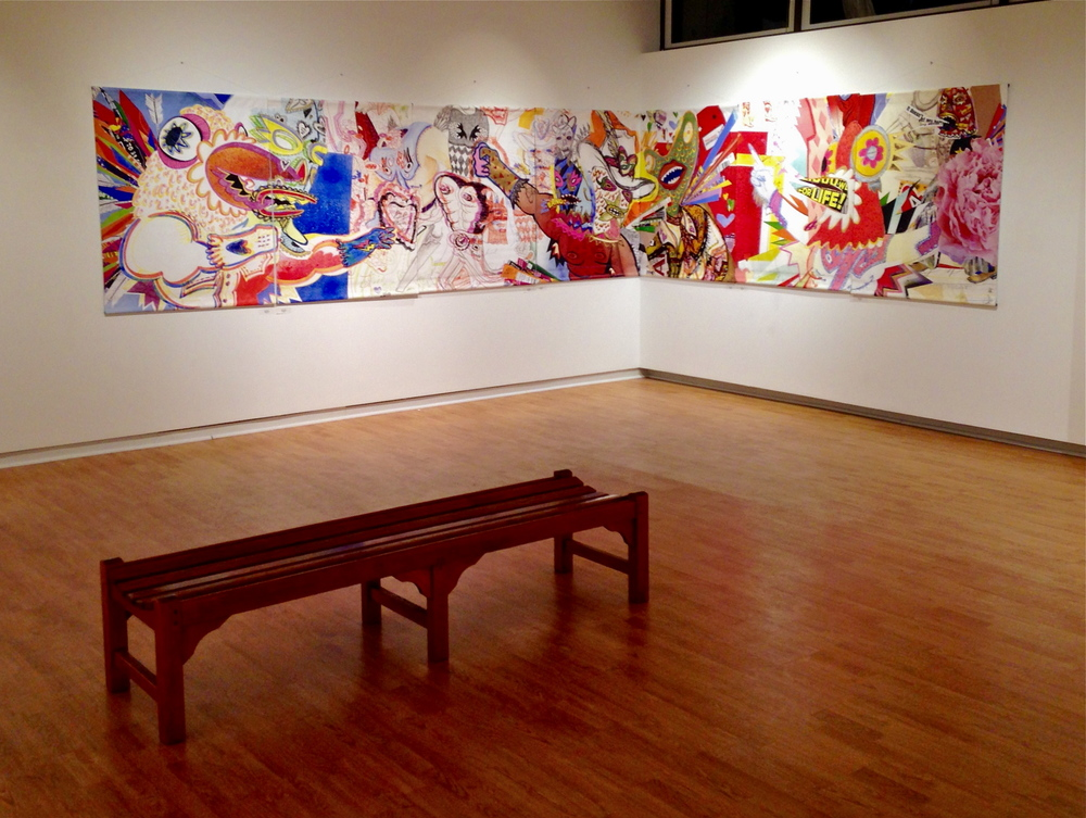 Battle Royal @ Nesto Gallery