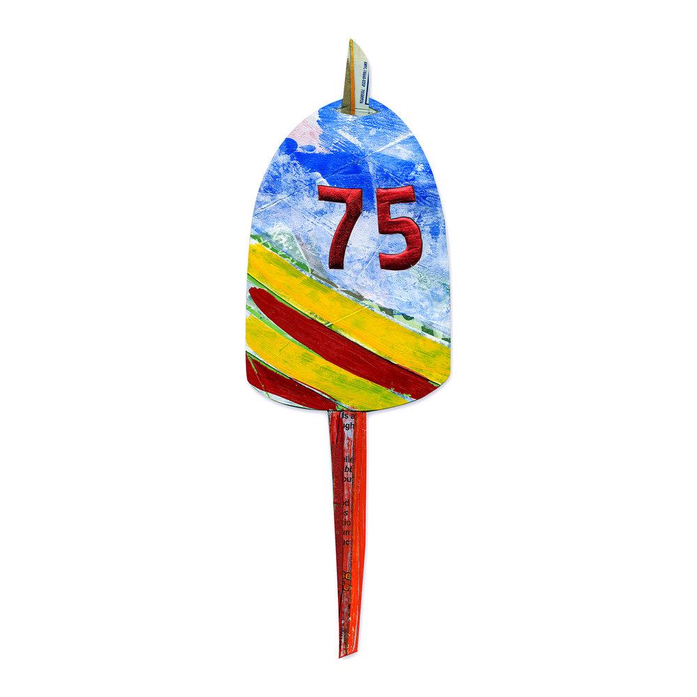 Buoy - No. 75