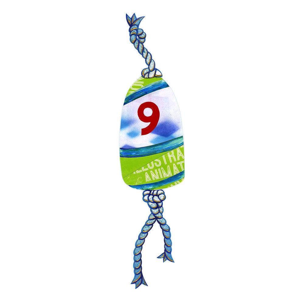 Buoy - No. 9