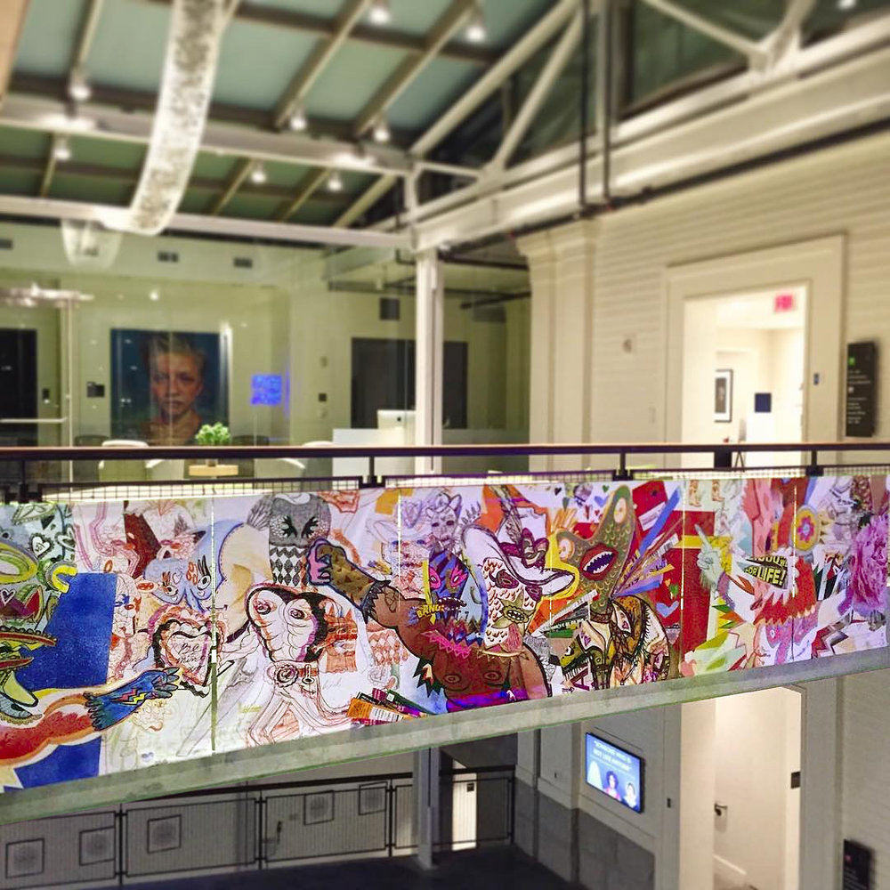 Battle Royal @ Lunder Arts Center