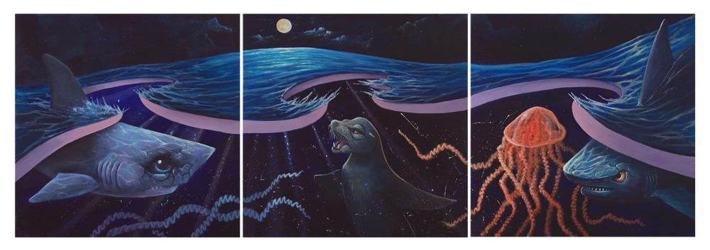 Quandry Triptych