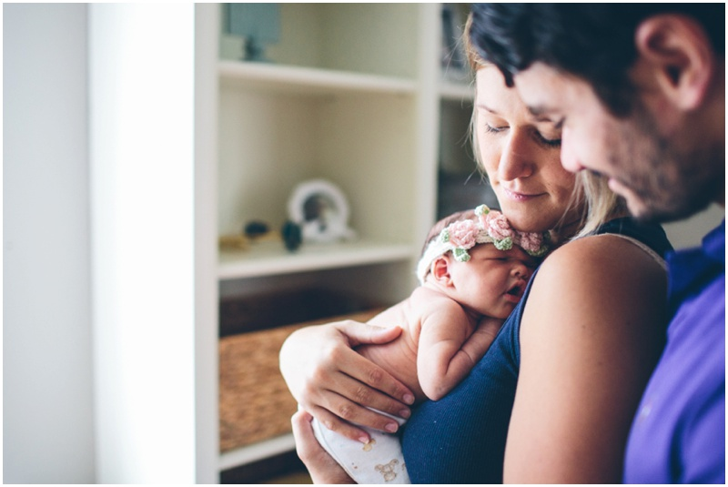Aaren Lee Photography Pennsylvania Newborn Photographer Chestnut Hill