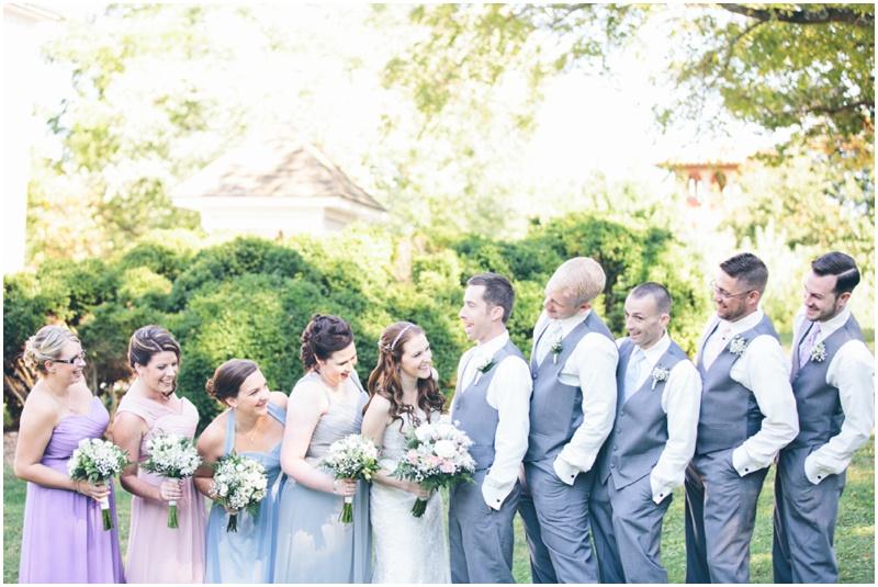 Historic Londontown and Gardens Maryland Wedding Photographer Aaren Lee Photography