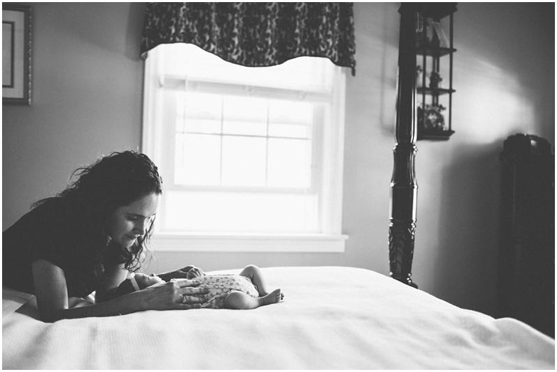 Lankenau Hospital Philadelphia Birth Photographer Aaren Lee Photography