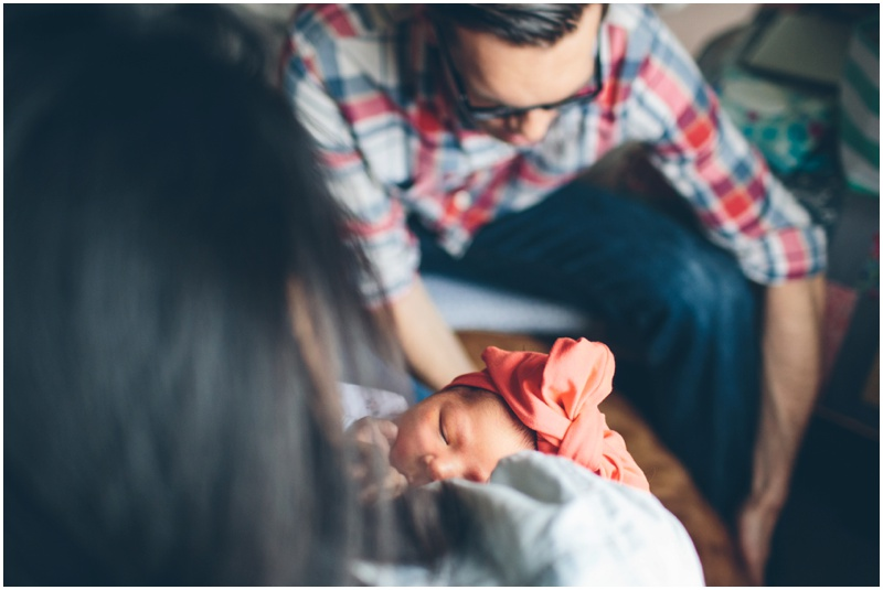Jefferson hospital philadelphia newborn photographer aaren lee photography