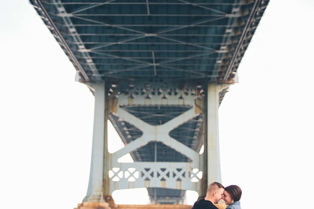 Aaren Lee Photography Race Street Pier Philadelphia Wedding Photographer
