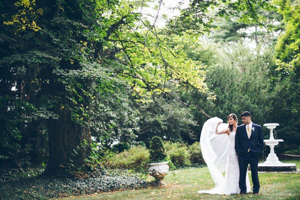 Aaren Lee Photography Greyrock Mansion Philadelphia Wedding Photographer