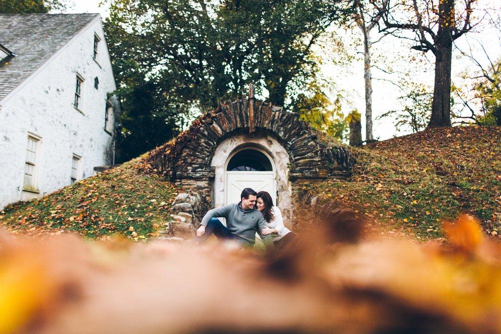 Aaren Lee Photography Philander Chase Knox Estate Philadelphia Wedding Photographer