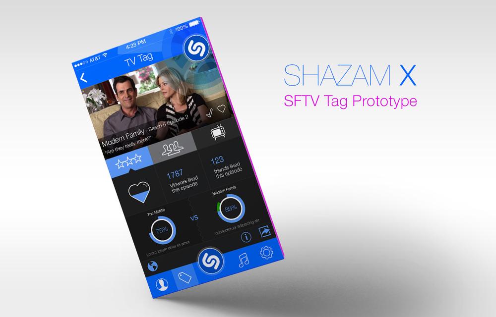 SHAZAM for TV (SFTV) Prototype