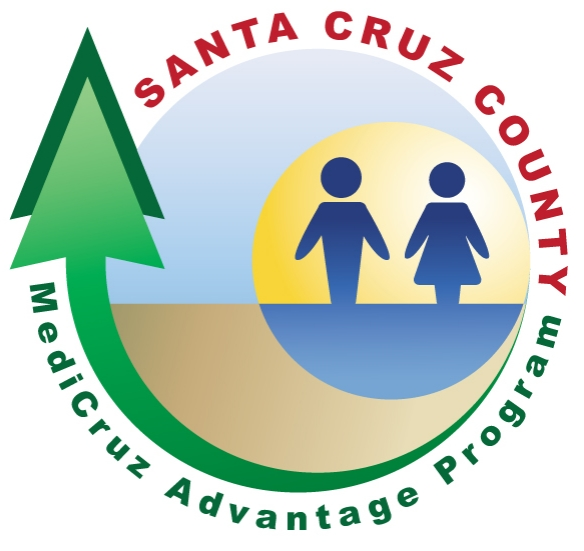 Logo Design, Santa Cruz County Health Services Agency