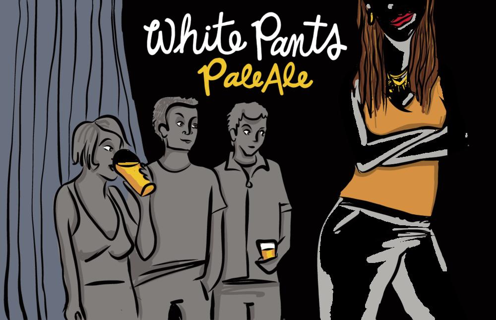 White Pants Pale Ale