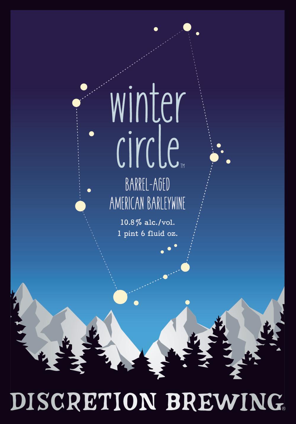 Winter Circle Barrel-Aged Barleywine