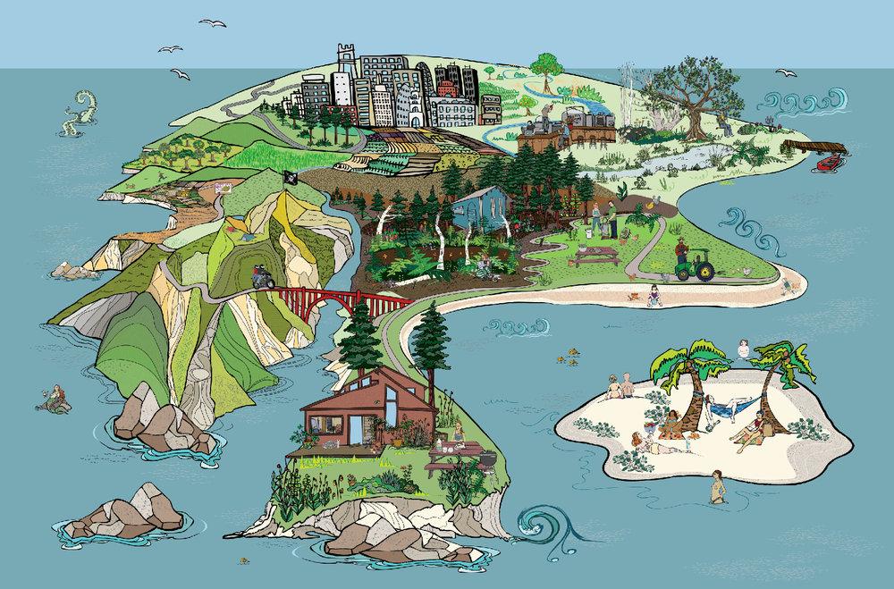 Kunst Island