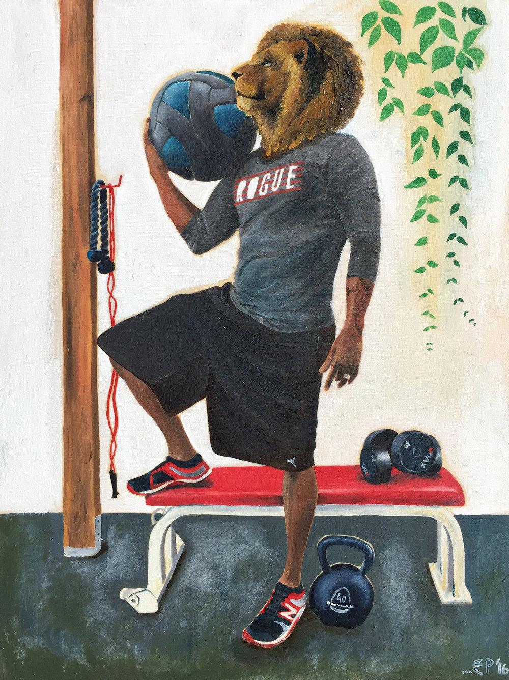 The Athlete (Demetreus)