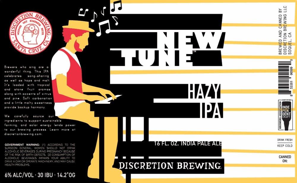 New Tune Hazy IPA