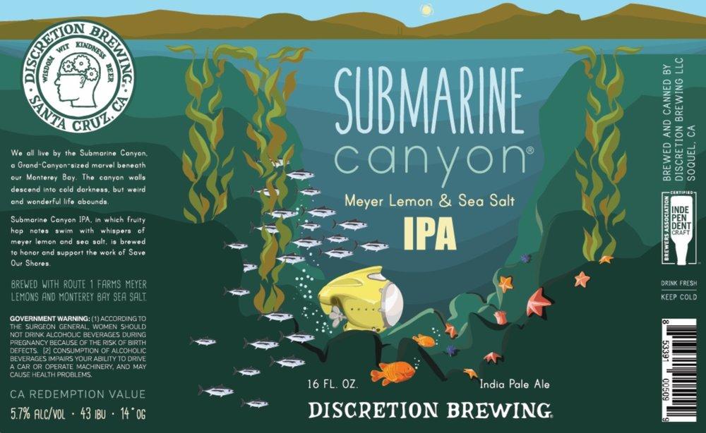 Submarine Canyon IPA