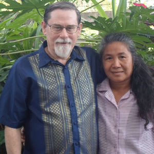 John & Sue Henry, Indonesia