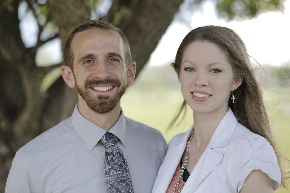 Stephen & Emily Funes