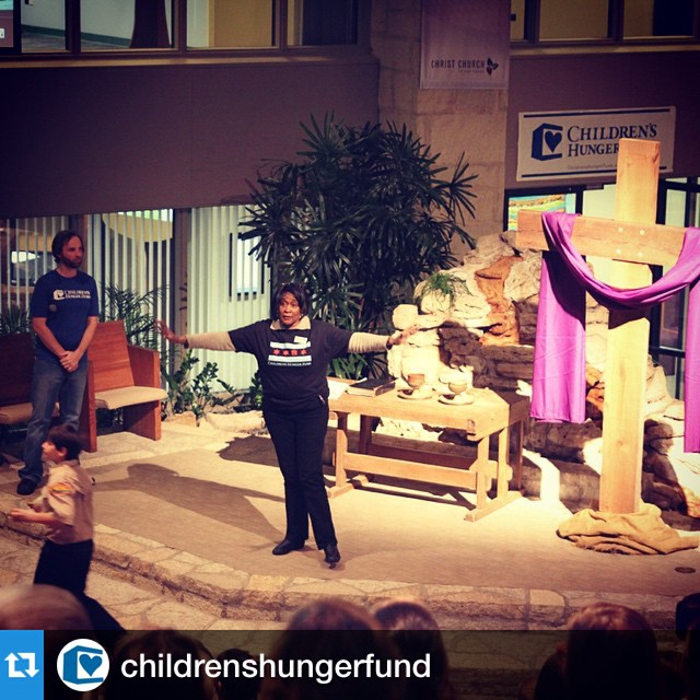 #Repost @childrenshungerfund・・・Thankful for our volunteers from @christchurchob willing to #deliverhope on a Friday Night #Chicago
