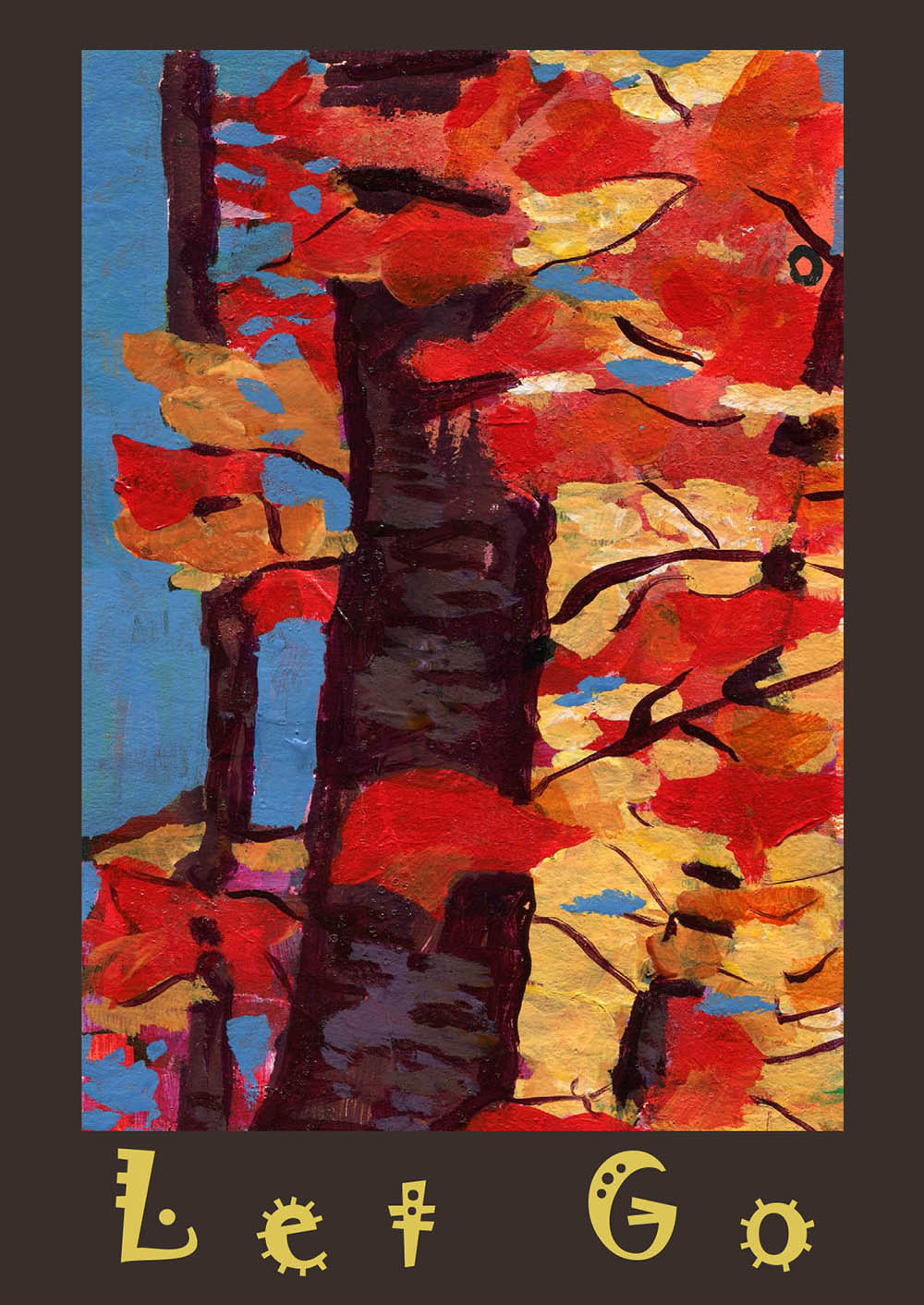 Fall Postcard, 2015