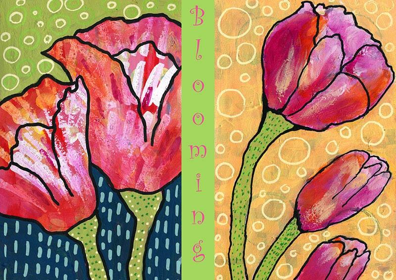 Spring Postcard, 2015