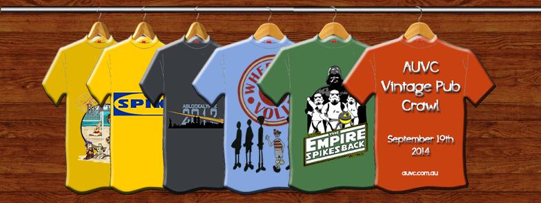 Pick a shirt, any shirt.