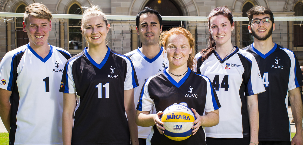 AUVC Social trainings commence on the 1st of March, from 4pm to 6pm at St Peters College!