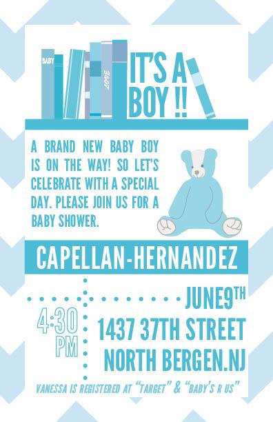 Capellan-Hernandez Babyshower